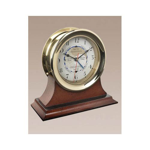 Captains Time and Tide Clock