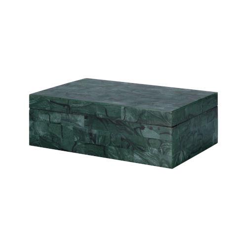 Green Decorative Box