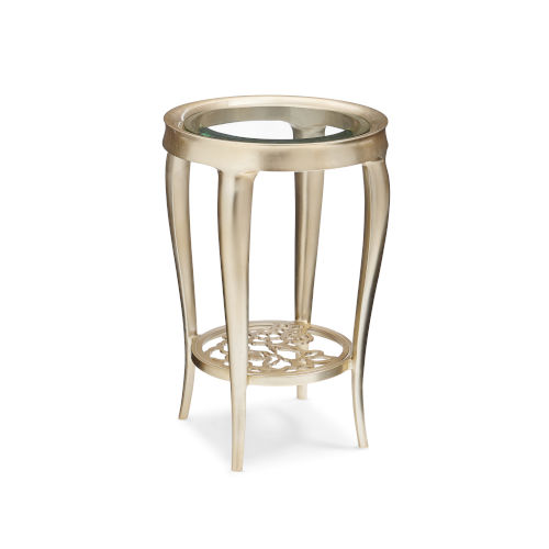 Classic Gold Just For You End Table