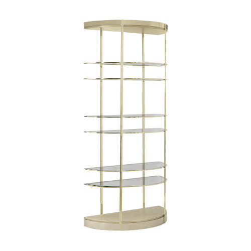 Classic Gold Etagere
