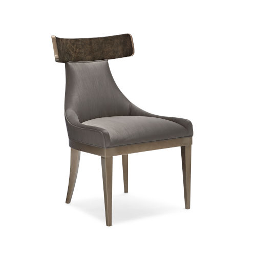 Classic Gray Dining Chair