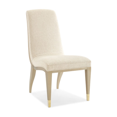 Classic Ivory Dining Chair