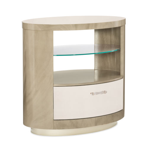 Classic Beige Hopes and Dreams Nightstand