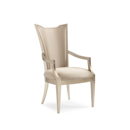 Classic Beige Very Appealing Arm Chair