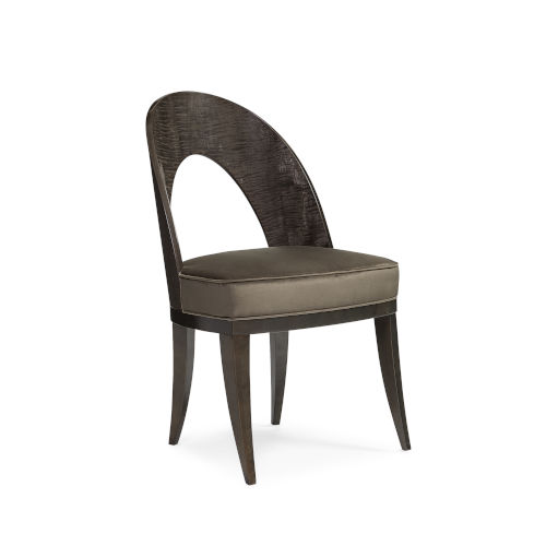 Classic Beige Got Your Back Dining Chair