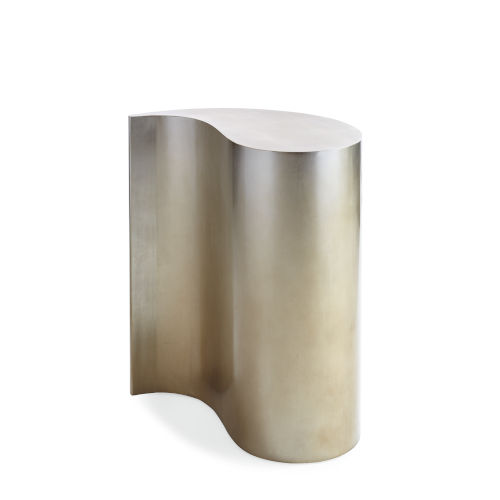 Classic Gold Quote End Table