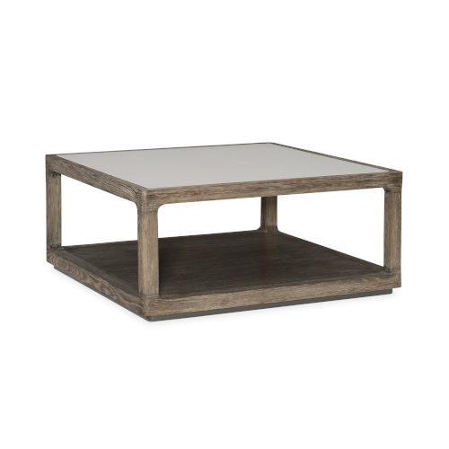 Modern Fusion Gray Fusion Cocktail Table