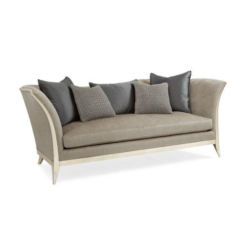 Classic Gray Sofa