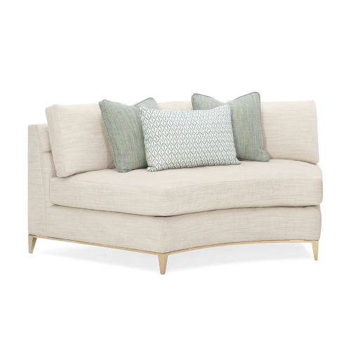 Classic Ivory Under Currents Sofa