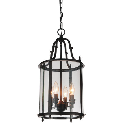Desire Oil Rubbed Bronze Four-Light Pendant
