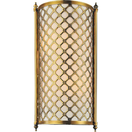 Gloria French Gold Two-Light Wall Sconce