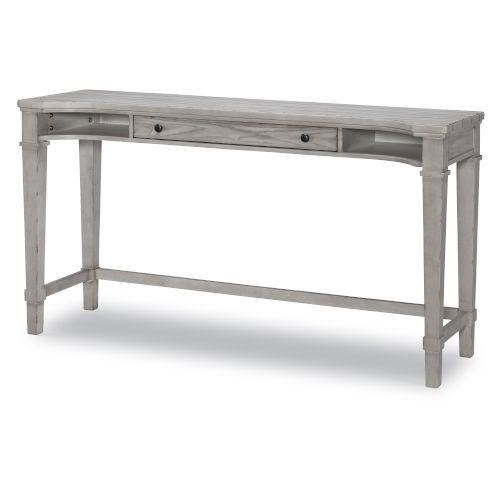Belhaven Weathered Plank Sofa Table