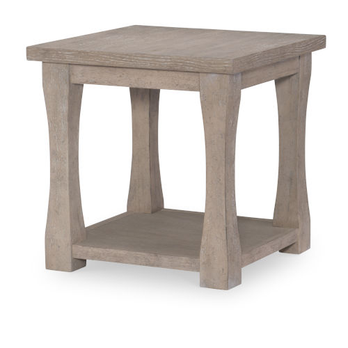 Milano by Rachael Ray Sandstone End Table