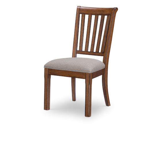 Oxford Place Deep Caramel Side Chair, Set of Two