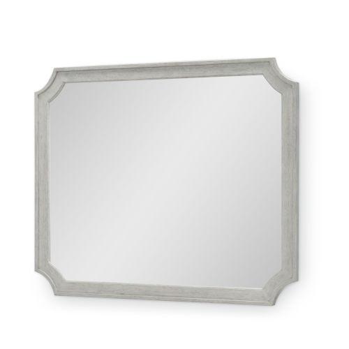 Cinema by Rachael Ray Shadow Grey Bedroom Mirror