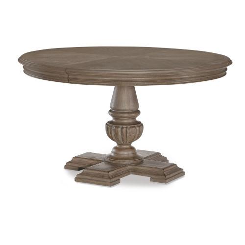 Manor House Cobblestone Pedestal Table