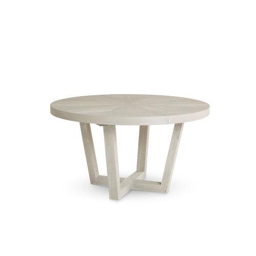 Verbier Nimbus Grey Pedestal Table