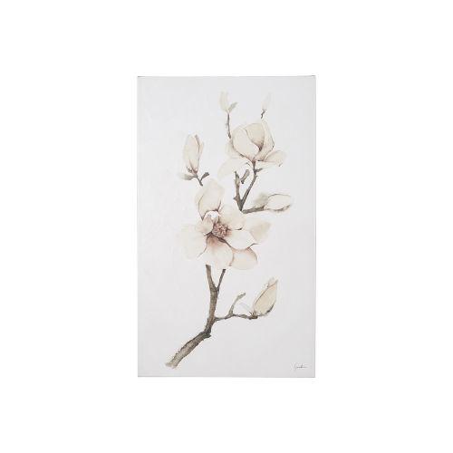 Pink Magnolia III 26 X 44 In. Wall Art