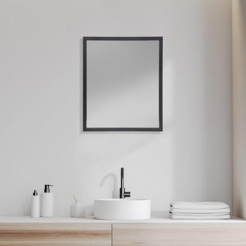 Espresso 26-Inch Wall Mirror