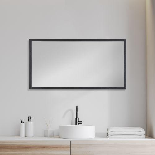 Espresso 20 X 40 In. Wall Mirror