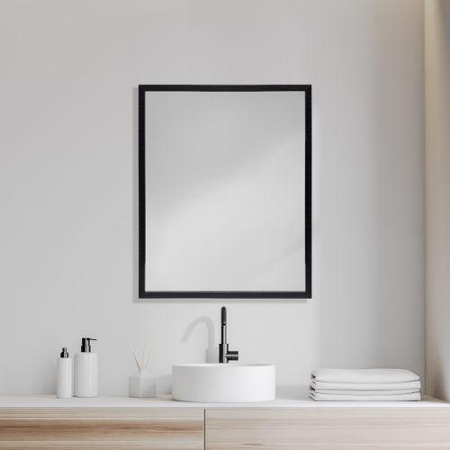 Espresso 32-Inch Wall Mirror