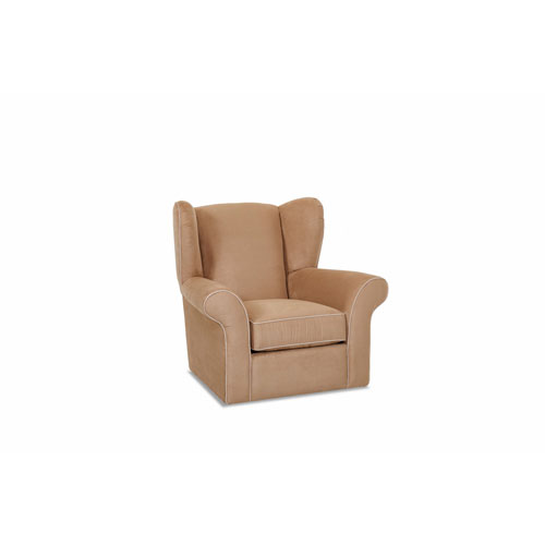 Grace Swivel Gliding Rocker, Khaki