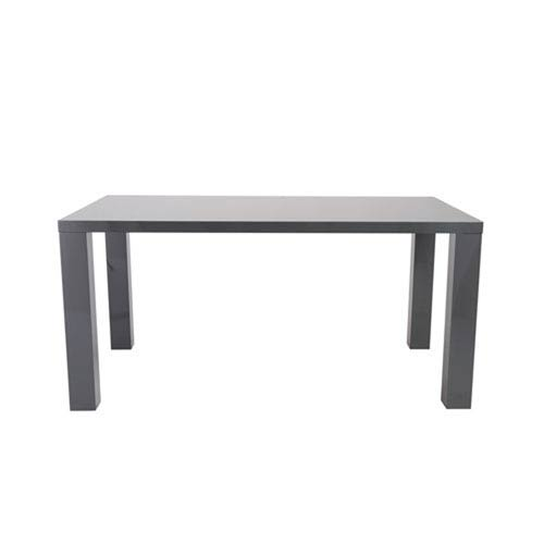 251 First Loring Rectangle Dining Table in Gray