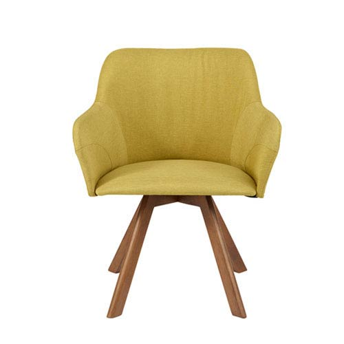 251 First Loring Avocado Arm Chair