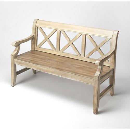251 First Grace Driftwood Bench