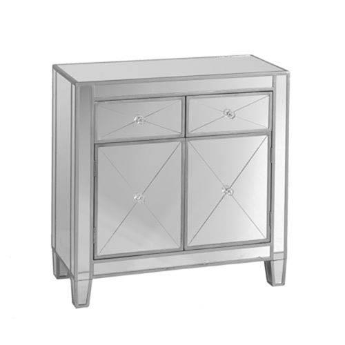 251 First Vivian Mirrored Cabinet