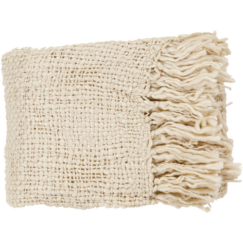 Aster Khaki 51 x 71 In. Throw