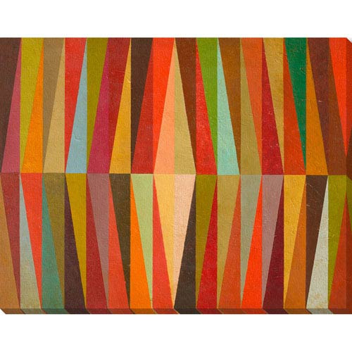 251 First Loring Bold Lines 28 x 22 In. Wall Art