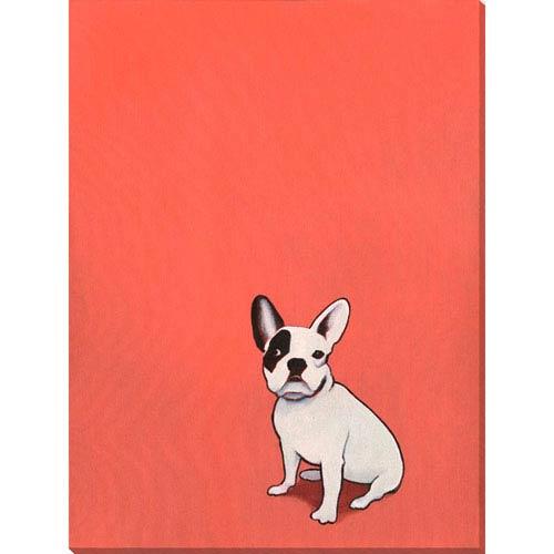 251 First Grace Puppy Portrait II 14 x 18 In. Wall Art