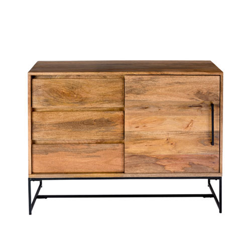 River Station Natural Sideboard