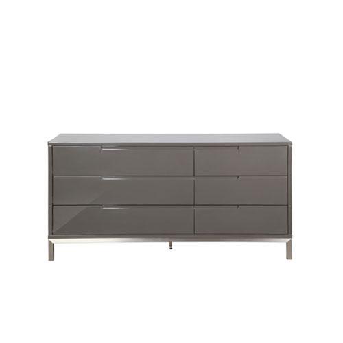 Uptown Grey Dresser