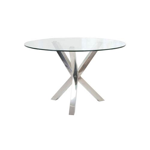 Uptown Glass Dining Table