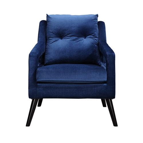 Cooper Arm Chair Blue