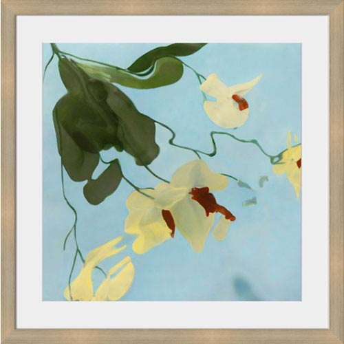 251 First Linden Orchids 40 In. Wall Art