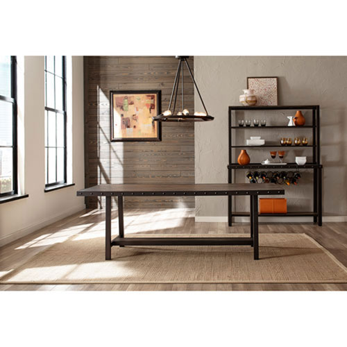 251 First River Station Rectangle Dining Table