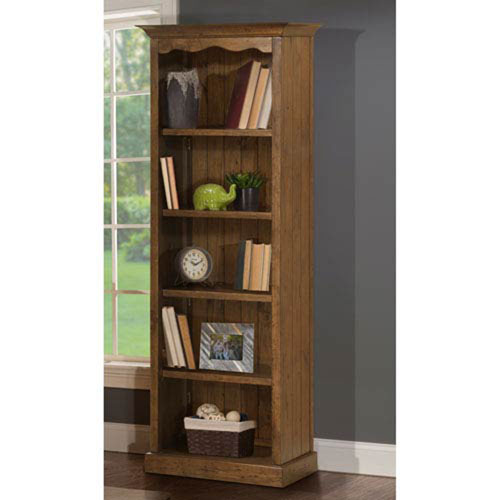 Wellington Antique Pine Small Bookcase