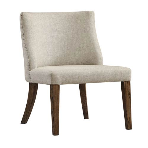 251 First Whittier Medium Brown Dining Chair, Set of 2