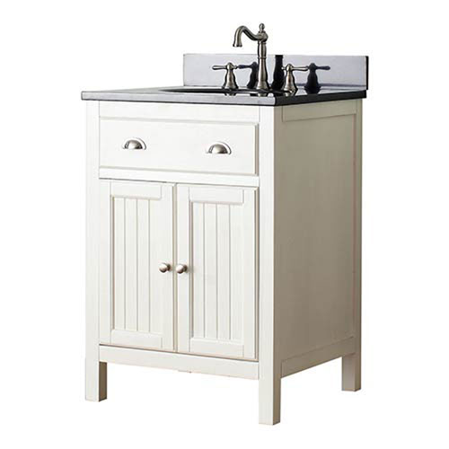 24 Inch Wood Vanity Bellacor