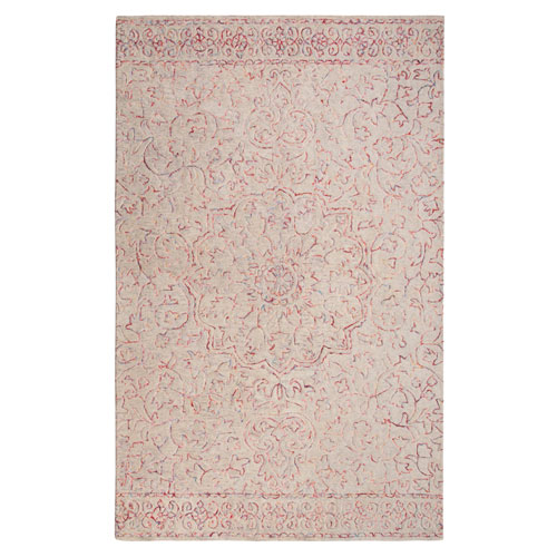 Grace Multicolor Rectangular: 2 Ft. x 3 Ft. Rug