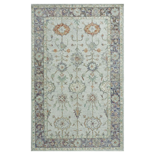 Hayden Multicolor Rectangular: 2 Ft. x 3 Ft. Rug