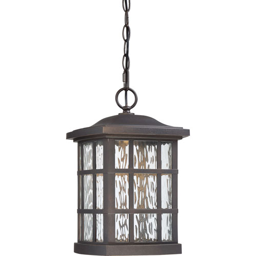 Hayden Bronze LED Outdoor Pendant