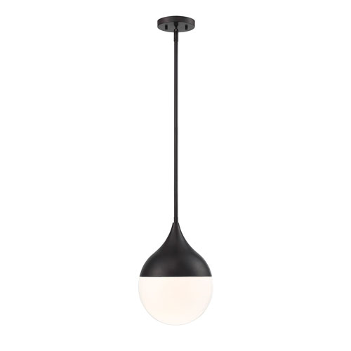 Nicollet Oil Rubbed Bronze One-Light Pendant