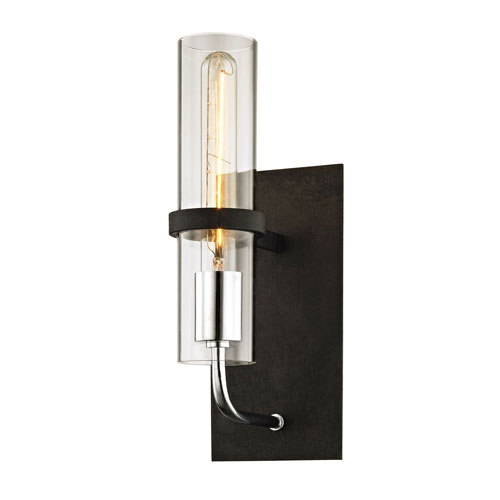 Broughton Vintage Iron One-Light Wall Sconce