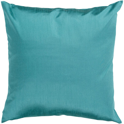 Monroe Turquoise 22 In. Throw Pillow