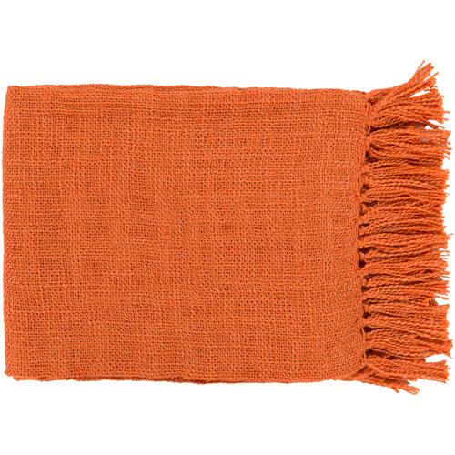 Nicollet Orange Throw