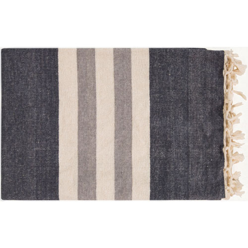 Selby Gray Throw